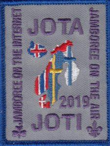 Nordisk 2019 badge - 2